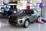 Презентация нового Range Rover Evoque 2019 года в Волгограде