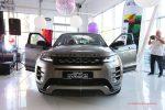 Презентация Range Rover Evoque 2019 22