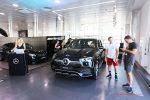 Презентация нового Mercedes-Benz GLE 2019 38