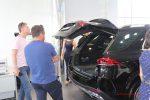 Презентация нового Mercedes-Benz GLE 2019 43