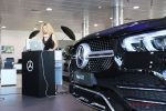 Презентация нового Mercedes-Benz GLE 2019 49
