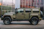 Тюнинг Jeep Wrangler Black Hawk Expedition от Kahn 2019 02