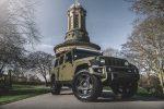 Тюнинг Jeep Wrangler Black Hawk Expedition от Kahn 2019 06