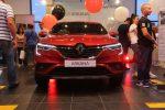 Презентация нового Renault ARKANA в АРКОНТ в Волгограде