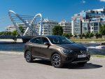 В России стартовало серийное производство Renault Arkana