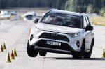 Как облажался новый Toyota RAV4 в тесте