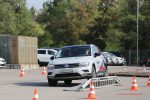Большой внедорожный OFF-ROAD тест-драйв Volkswagen от АРКОНТ 2019 07