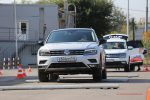Большой внедорожный OFF-ROAD тест-драйв Volkswagen от АРКОНТ 2019 09