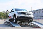 Большой внедорожный OFF-ROAD тест-драйв Volkswagen от АРКОНТ