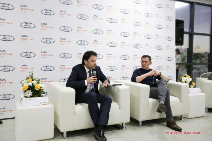Автосалон LADA Брайт Парк Волгоград 2019 01