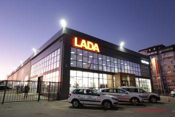 Автосалон LADA Брайт Парк Волгоград 2019 02