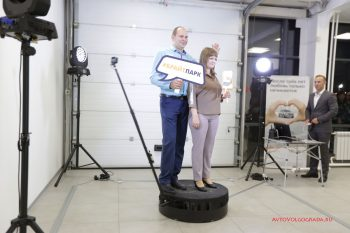 Автосалон LADA Брайт Парк Волгоград 2019 20