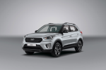 Инновационный комплекс Hyundai Auto Link представлен на модели Creta
