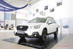 Презентация Subaru Outback Black Line Волгоград 2019 01