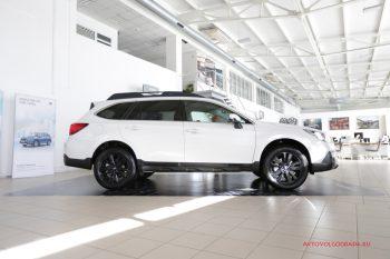 Презентация Subaru Outback Black Line Волгоград 2019 05
