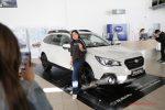 Презентация Subaru Outback Black Line Волгоград 2019 56