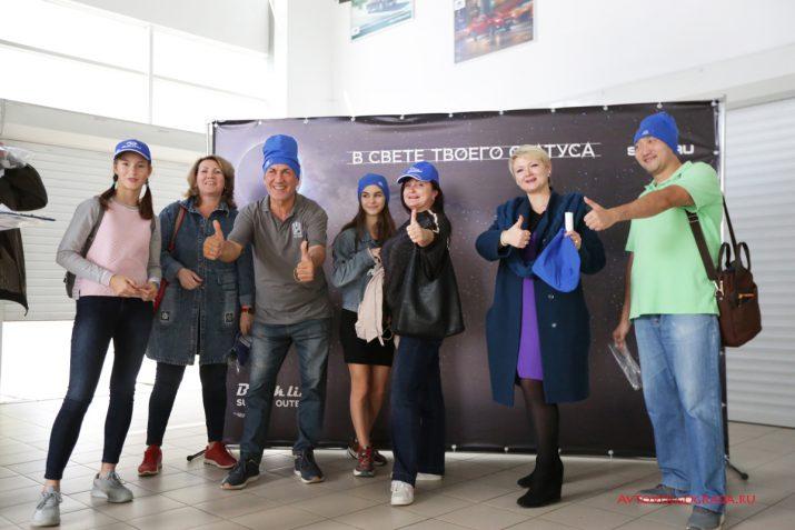 Презентация Subaru Outback Black Line Волгоград 2019 57