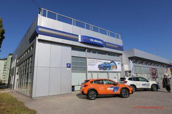 Презентация Subaru Outback Black Line Волгоград 2019 61