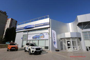 Презентация Subaru Outback Black Line Волгоград 2019 62