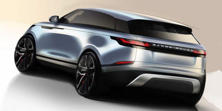 Range Rover выпустит свой первый электромобиль в конце 2021 года