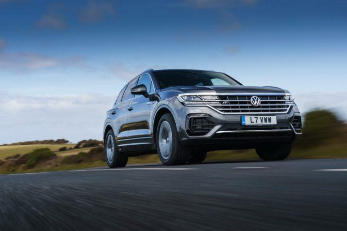 VW предоставит британцам Touareg в тест-драйв на два дня