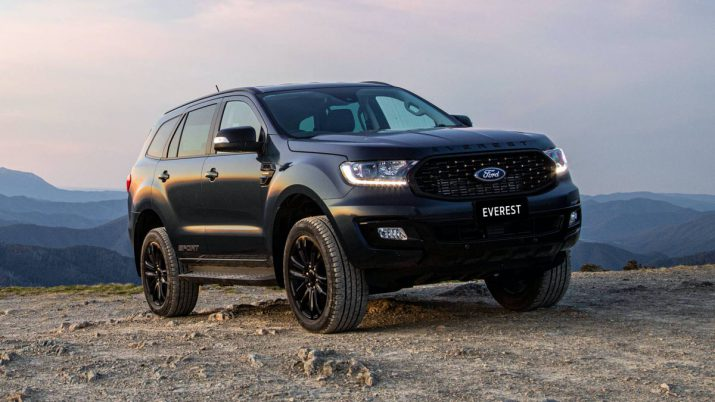 Ford Everest Sport 2020 08