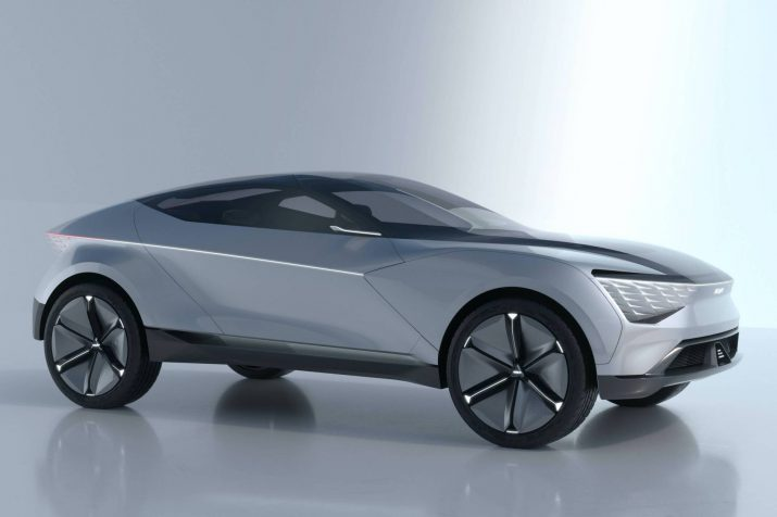 Kia Futuron Concept 2020 09