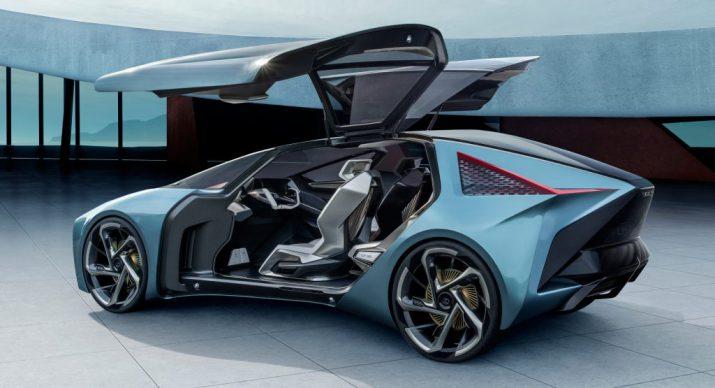 Lexus LF-30 Electrified Concept 2021