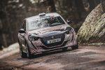 Peugeot 208 Rally 4 2020 развивает 205 лс 01