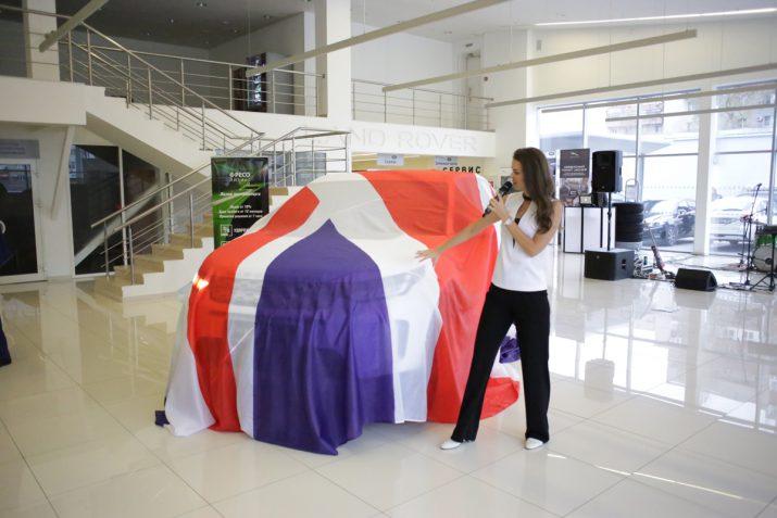 Презентация нового Land Rover Discovery Sport в Волгограде 2019 15