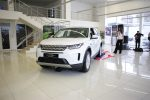 Презентация нового Land Rover Discovery Sport в Волгограде 2019 16