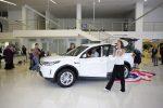 Презентация нового Land Rover Discovery Sport в Волгограде 2019 17