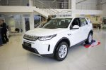 Презентация нового Land Rover Discovery Sport в Волгограде 2019 19