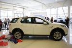 Презентация нового Land Rover Discovery Sport в Волгограде 2019 22