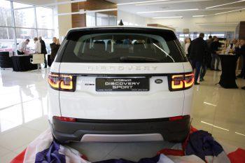 Презентация нового Land Rover Discovery Sport в Волгограде 2019 24