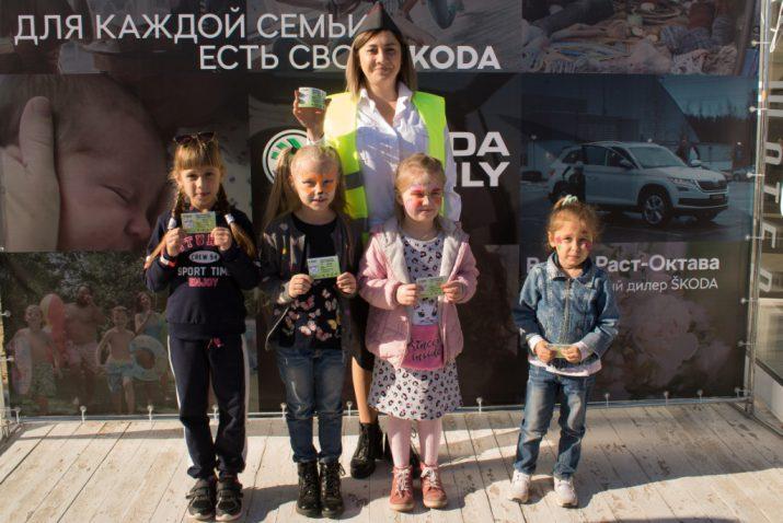 SKODA CAMP – семейный праздник от Волга-Раст-Октава 2019 06