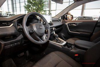 Тест-драйв Toyota RAV4 2019 Волгоград 02