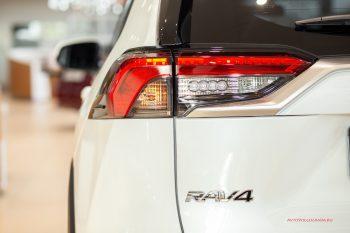 Тест-драйв Toyota RAV4 2019 Волгоград 07