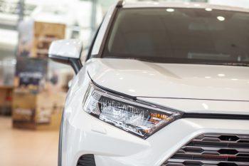 Тест-драйв Toyota RAV4 2019 Волгоград 09