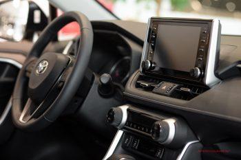 Тест-драйв Toyota RAV4 2019 Волгоград 11