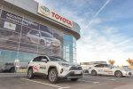 Тест-драйв Toyota RAV4 2019 Волгоград 13