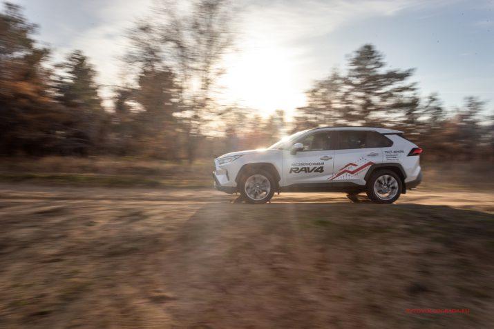 Тест-драйв Toyota RAV4 2019 Волгоград 26