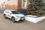 Тест-драйв Toyota RAV4 2019 Волгоград 34