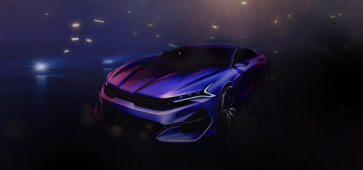 Тизеры Kia Optima 2021 05