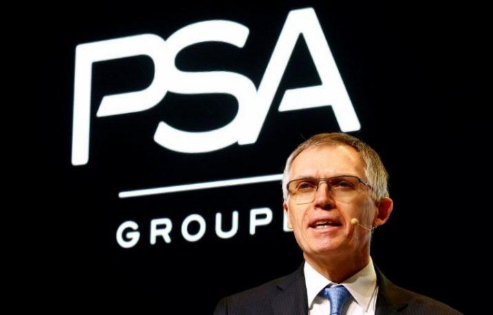 генеральный директор PSA Карлос Таварес