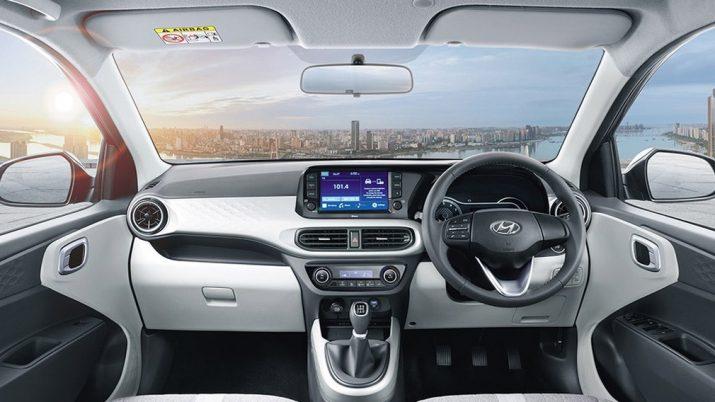 "Картинки по запросу ""Hyundai Aura 2020 салон"""""