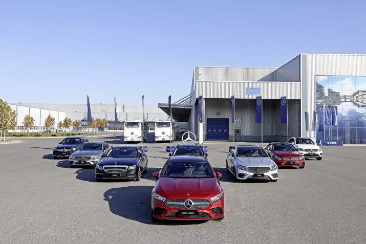 BAIC хочет еще больше акций Daimler