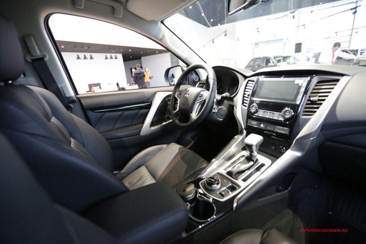 Mitsubishi Pajero Sport Terminator в Волгограде 2019 02