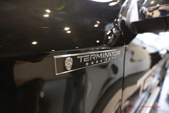 Mitsubishi Pajero Sport Terminator в Волгограде 2019 04