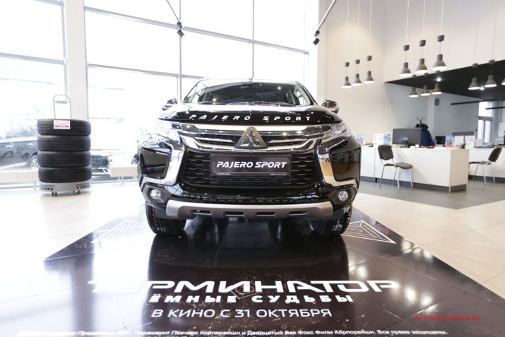 Mitsubishi Pajero Sport Terminator в Волгограде 2019 06